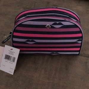 Kate Spade NWT's Cosmetic Dome case